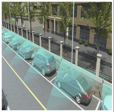 智能停車場管理改善人們的出行...