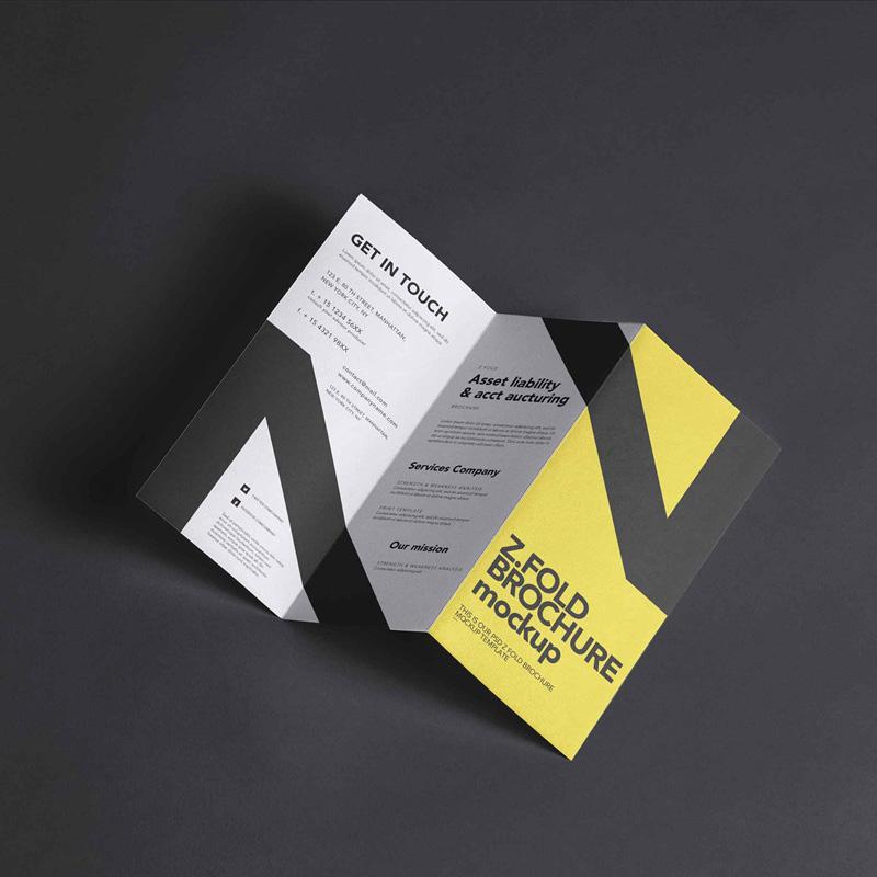 宣傳單印制廣告單傳單制作單頁畫冊dm彩頁三折頁印刷定制免費設計