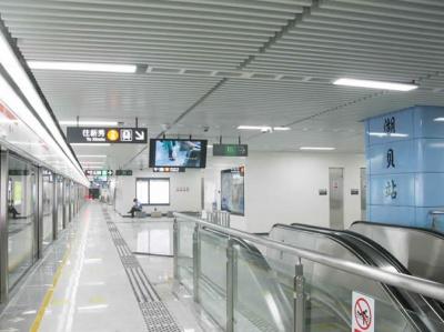 深圳地铁2号线湖贝站