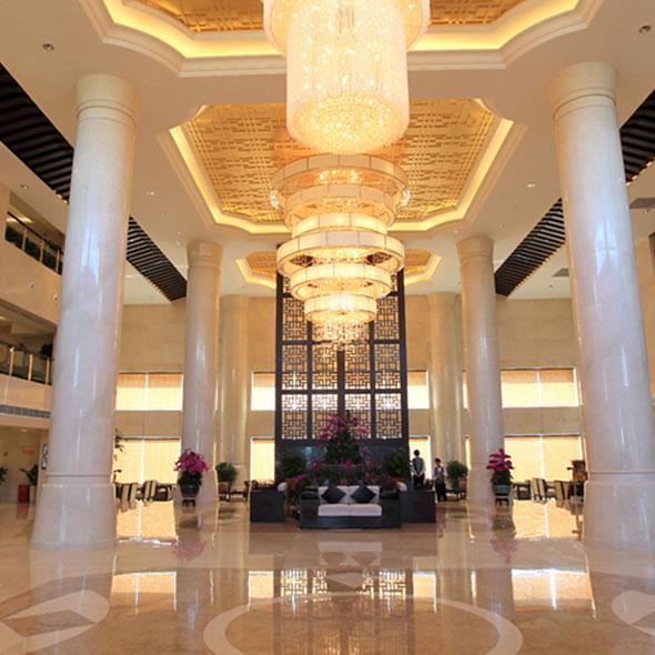 河南駐馬店嵖岈山溫泉酒店