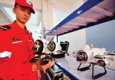 中国红十字(福建)水上救援队成...