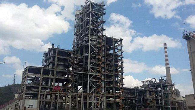 科林干粉煤氣化技術在陜西榆林煤化工企業獲應用
