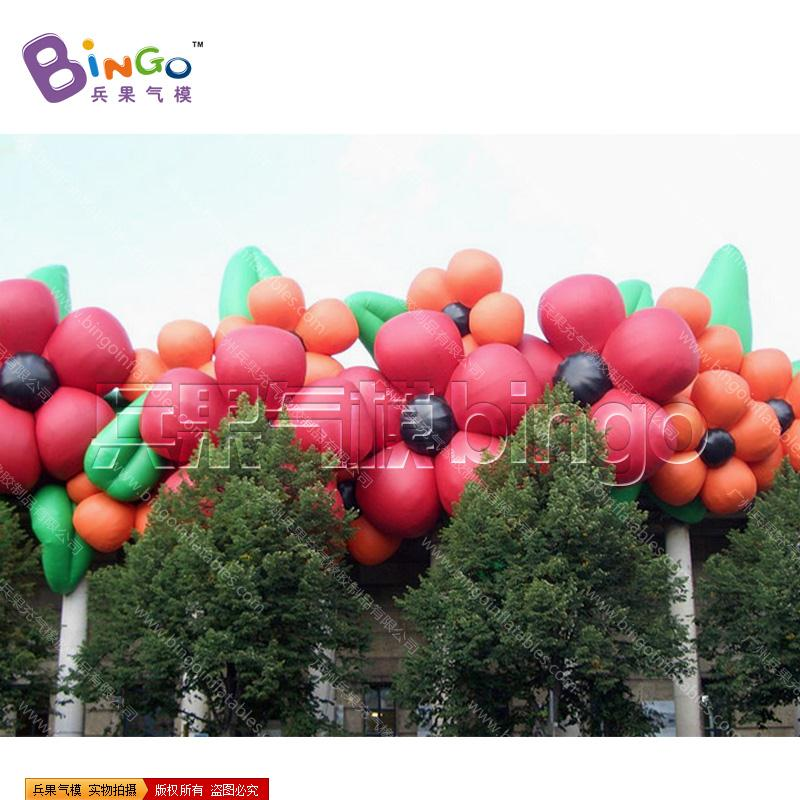 ?充气装饰花朵气模BG-A0861-8