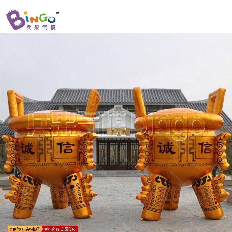 充氣金鼎模型Bingo-XQ003