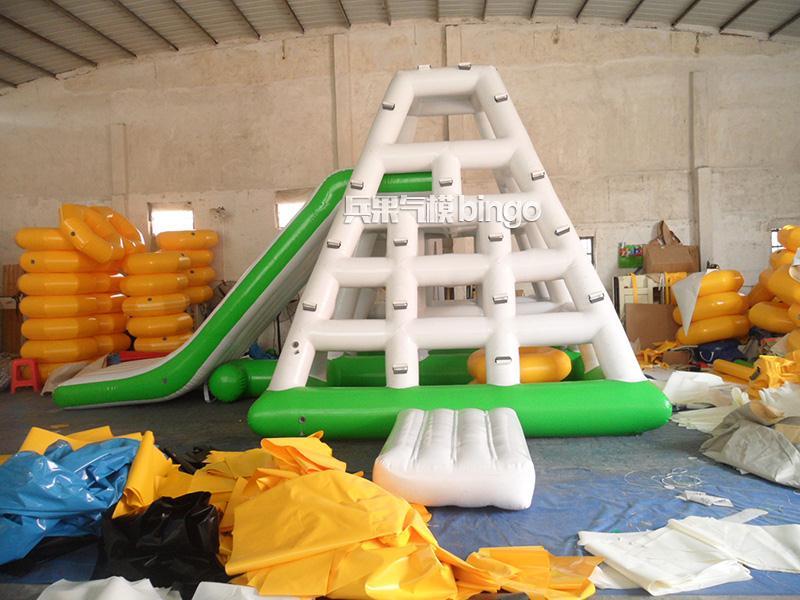 充气架子滑梯气模BG-S0021