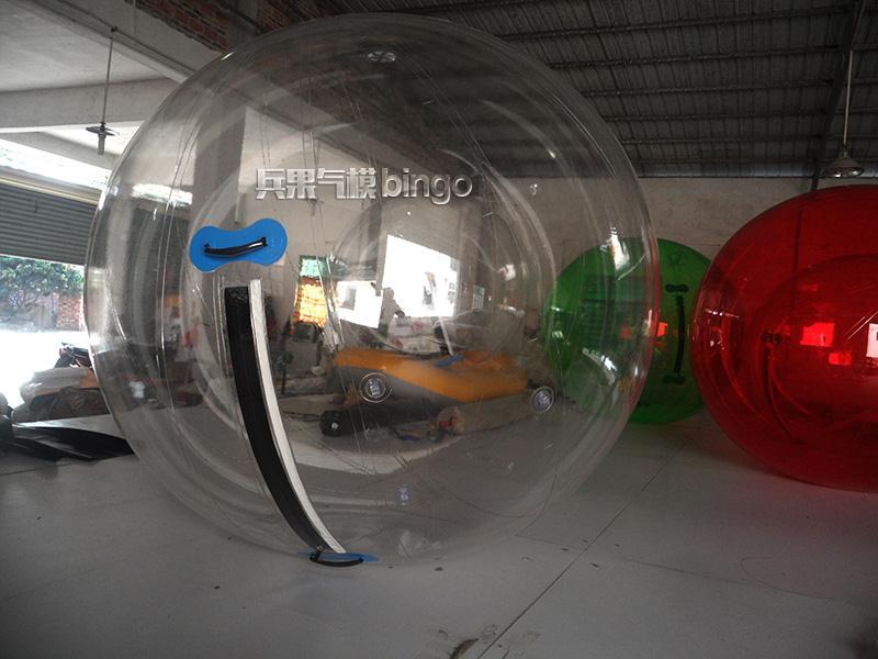 透明水上步行球气模BG-S0005