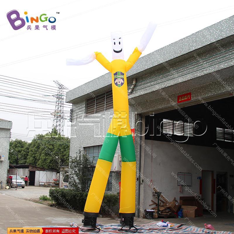 双腿舞星气模BG-A0948