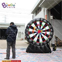 黑色飞镖(PVC)气模城堡玩具BG-A0947