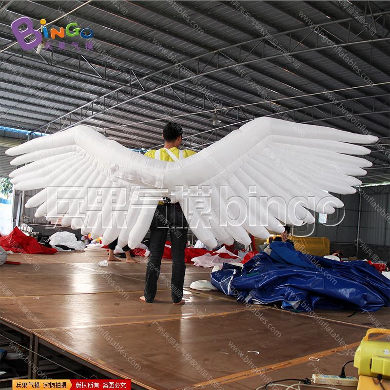 白色翅膀氣模BG-A0676