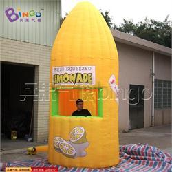 柠檬售货亭气模BG-A0151