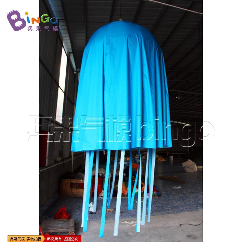 彩色水母灯气模BG-A0373