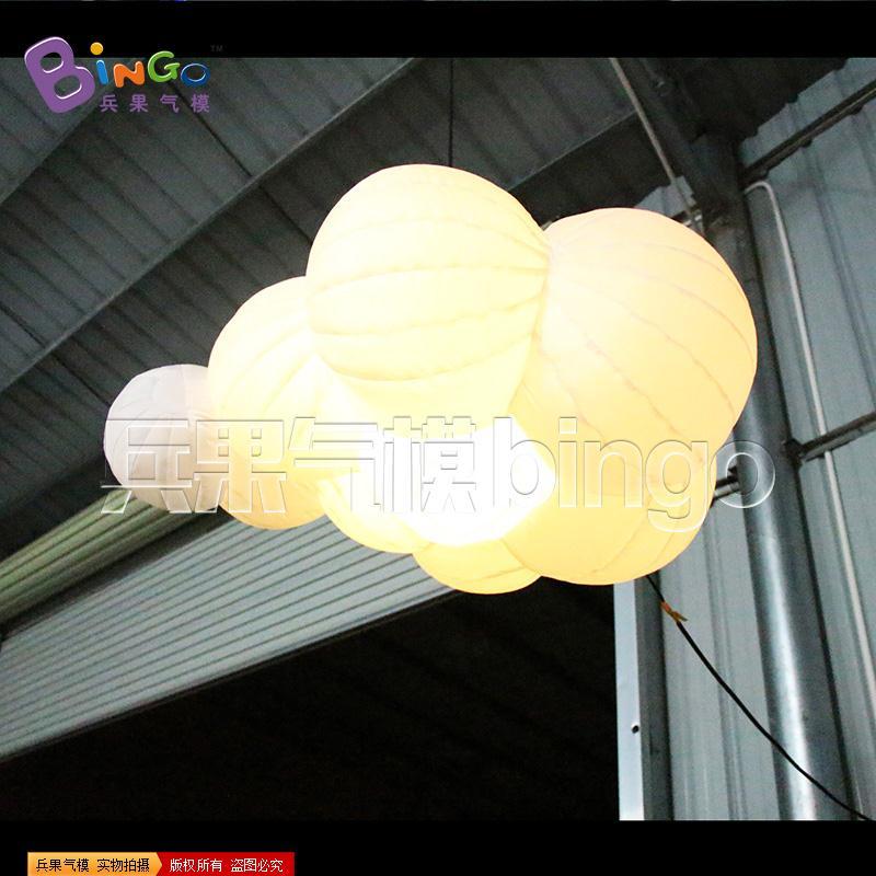 云朵灯光气模BG-A0670