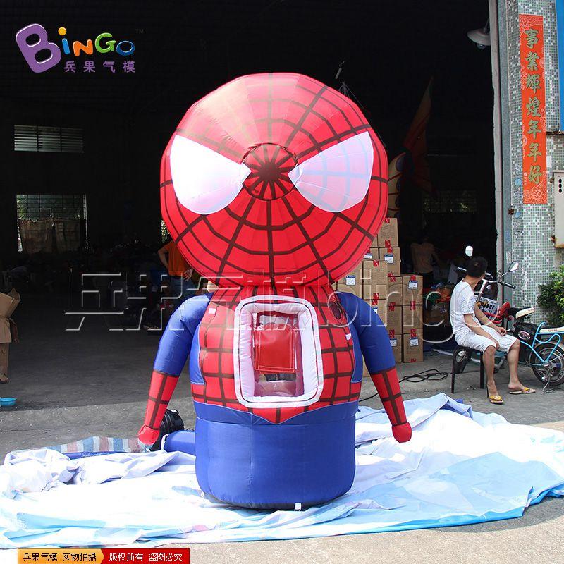 蜘蛛侠抓钱机气模