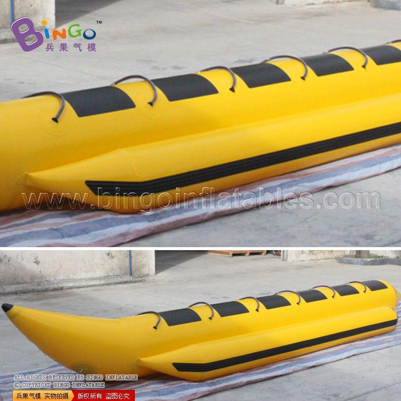 6座香蕉船气模BG-S0037