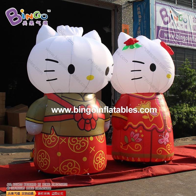 BG-A1188-婚慶Hello Kitty凱蒂貓一對