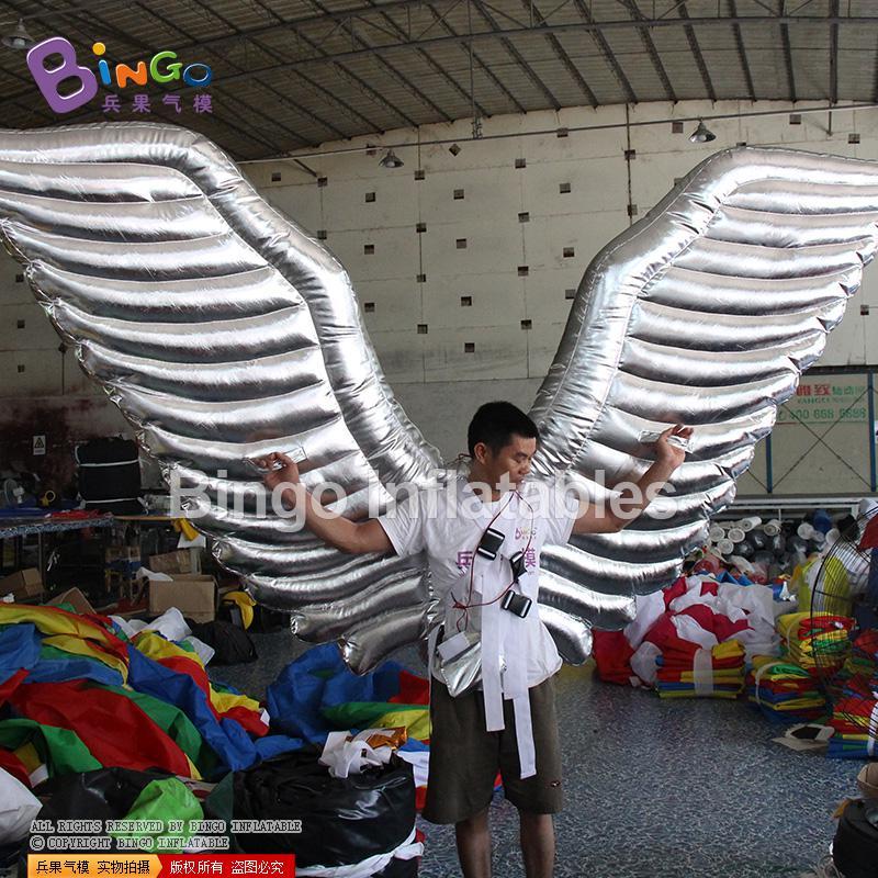 BG-A0855-银色翅膀