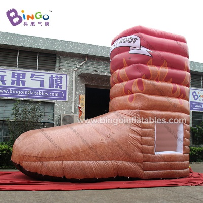BG-T0008-鞋子销售亭