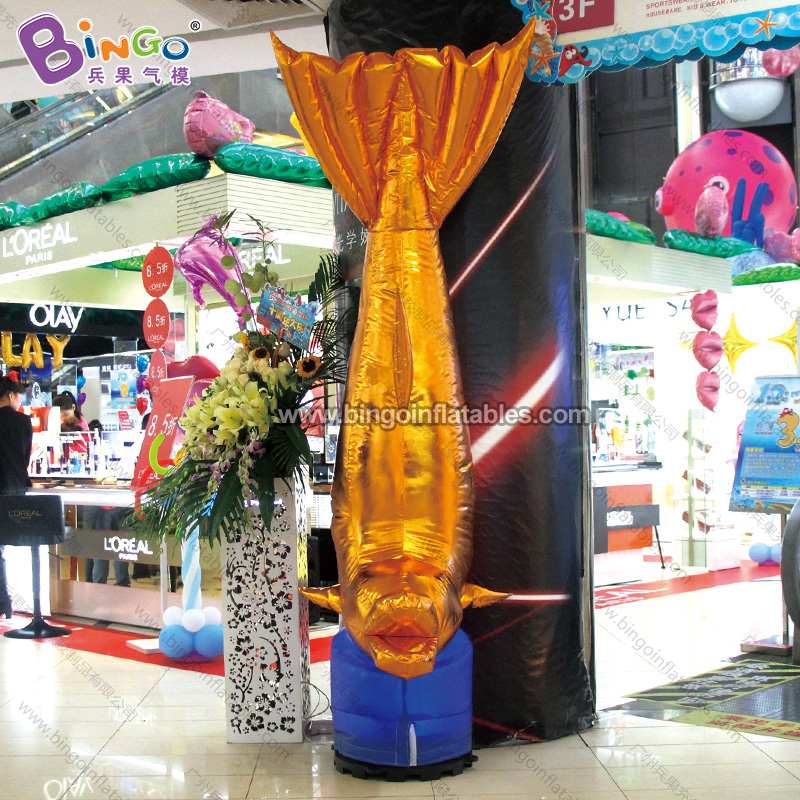 BG-A0883-金色海豚臺柱