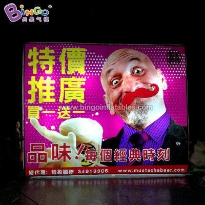 BG-M0036-2-闭气灯光广告墙