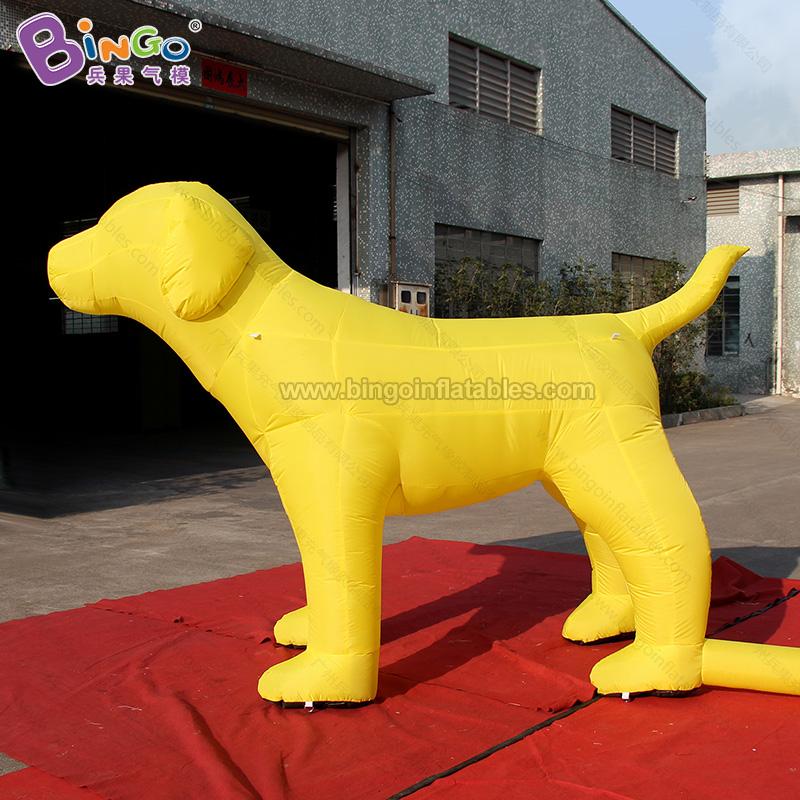 BG-C0045-2-黄色狗卡通