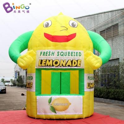 BG-T0082-柠檬售货亭