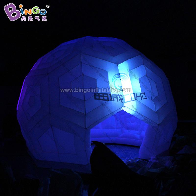 BG-T0129-灯光足球帐篷