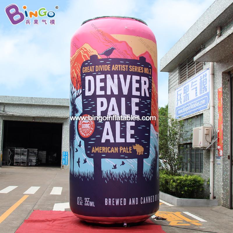 BG-B0027-充气易拉罐啤酒气模