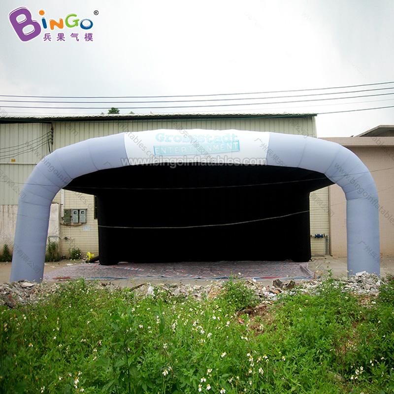 BG-T0100-充气舞台帐篷气模