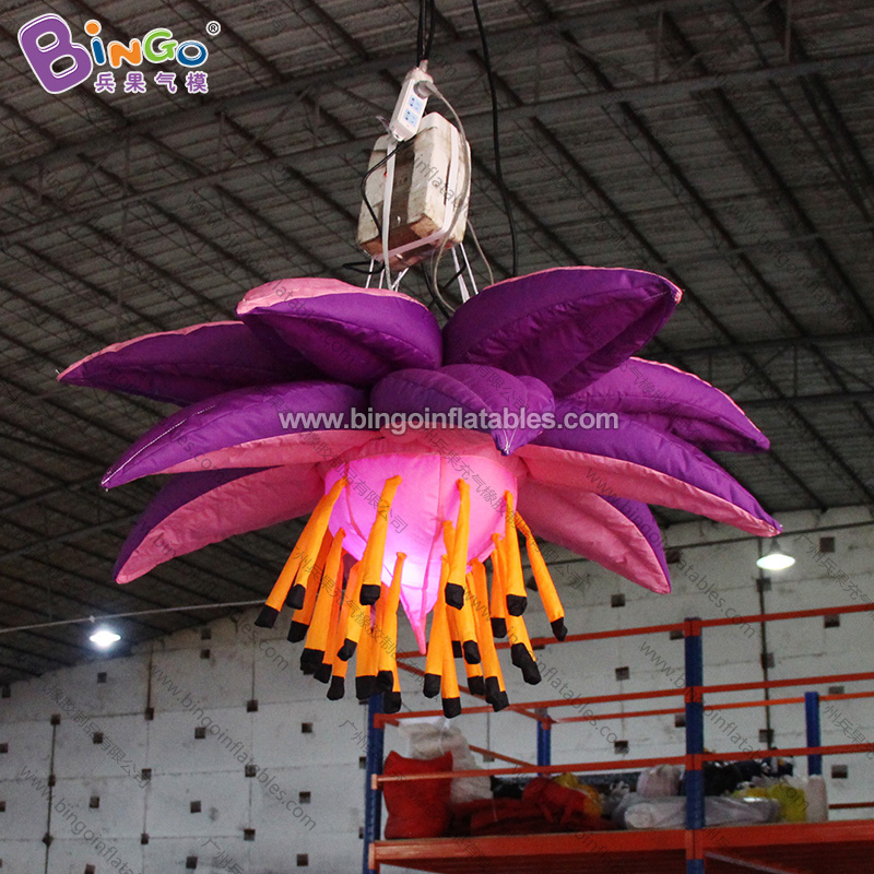 BG-A0861-3-充氣懸掛花朵氣模