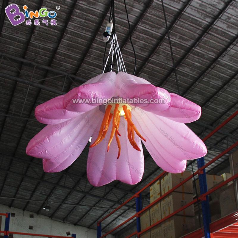 BG-Z0069-充气悬挂花朵气模