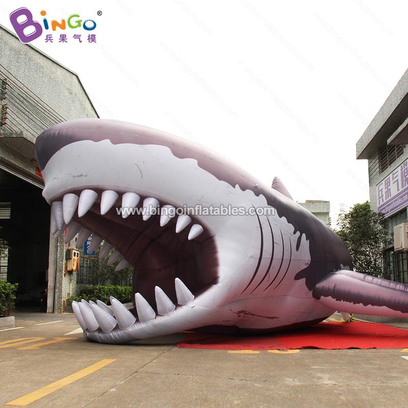 BG-O0103-充气鲨鱼气模