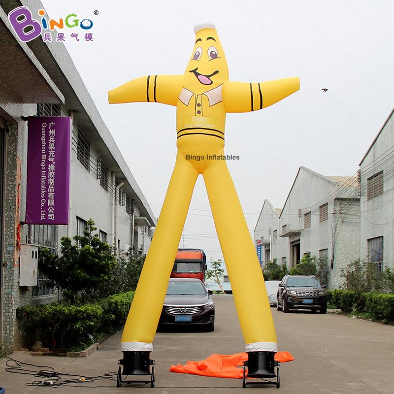 BG-D0026-充氣香蕉舞星氣模