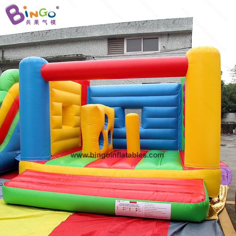 BG-G0498-充氣城堡玩具氣模