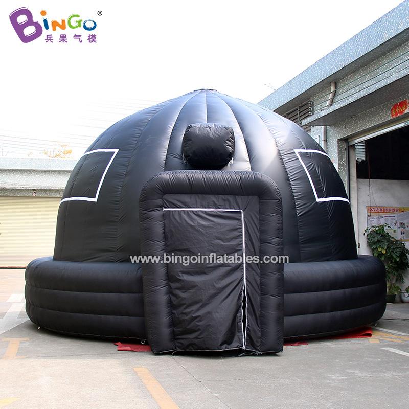 BG-T0186-充氣投影帳篷氣模