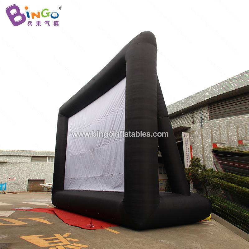 BG-T0231-充氣電影屏幕氣模