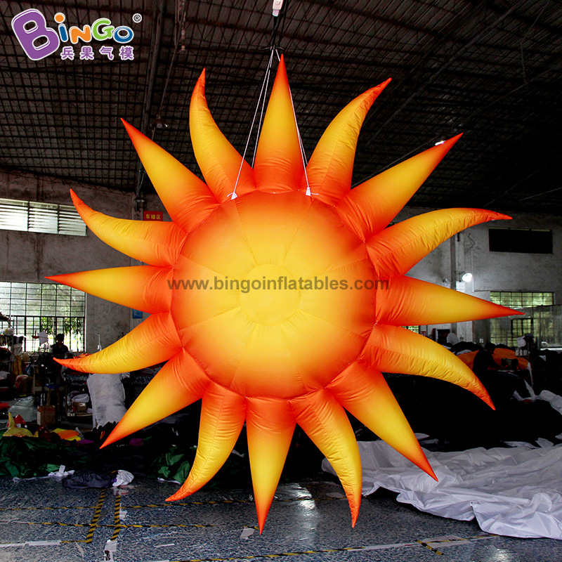 BG-Z0103-充气太阳花气模
