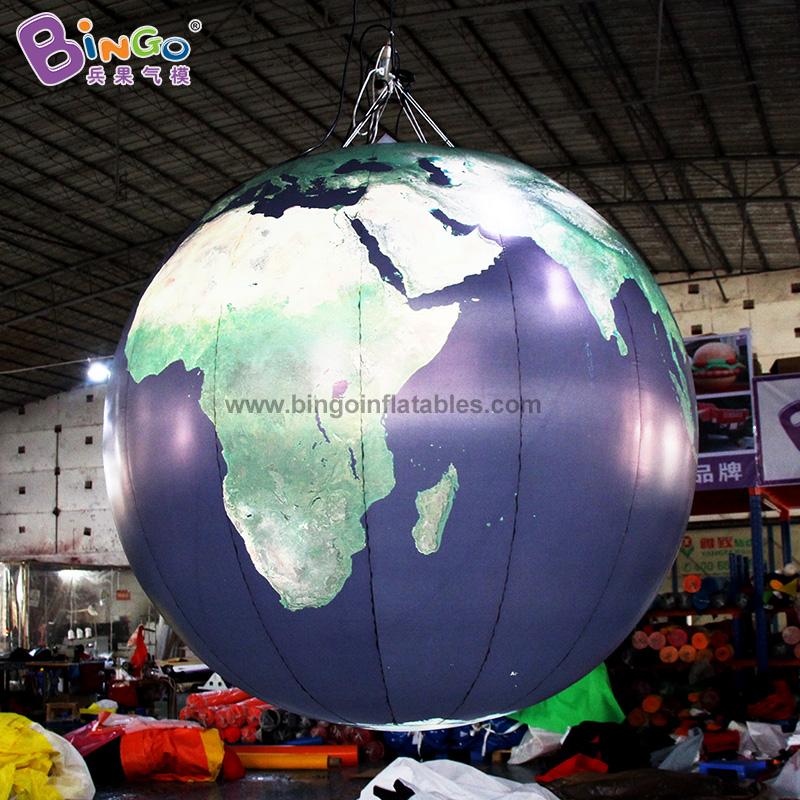 BG-Z0093-充气悬挂地球气模