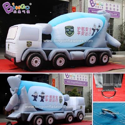 BG-M0139-充气泥头车气模
