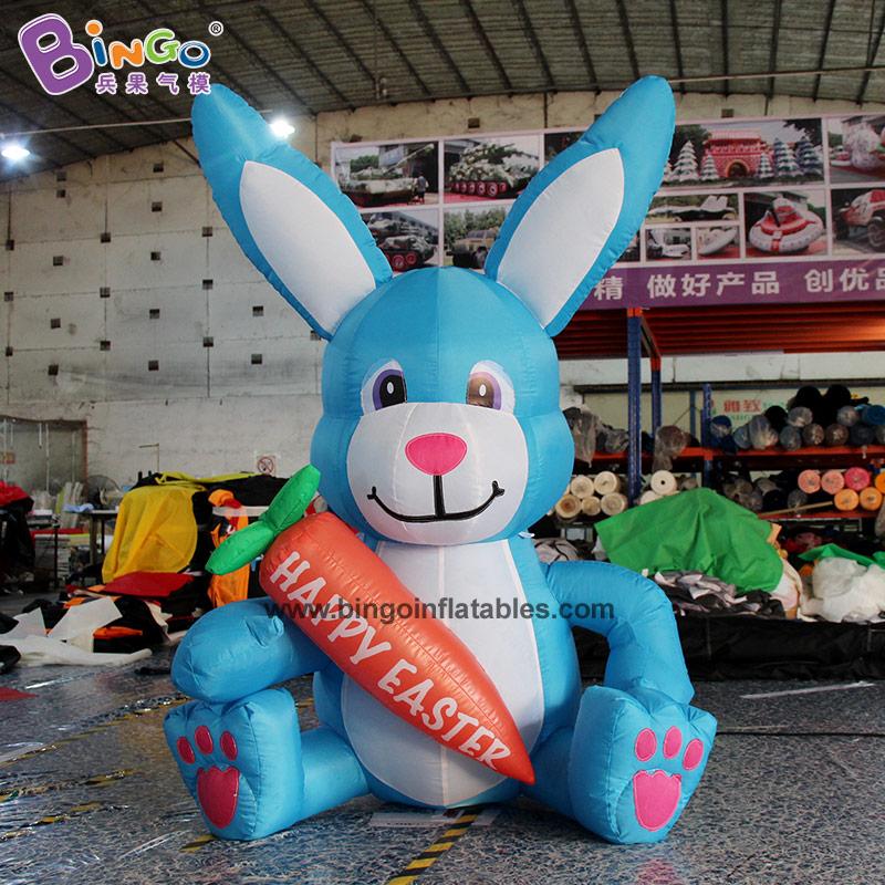 BG-F0134-充气复活节兔子气模