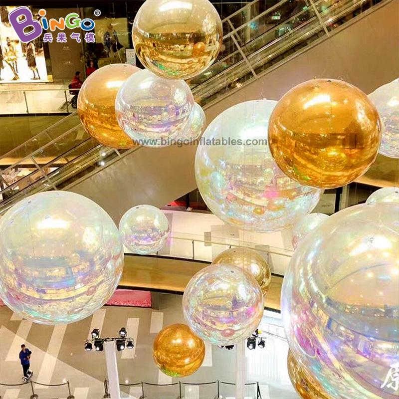 BG-Z0133-充气炫彩球气模