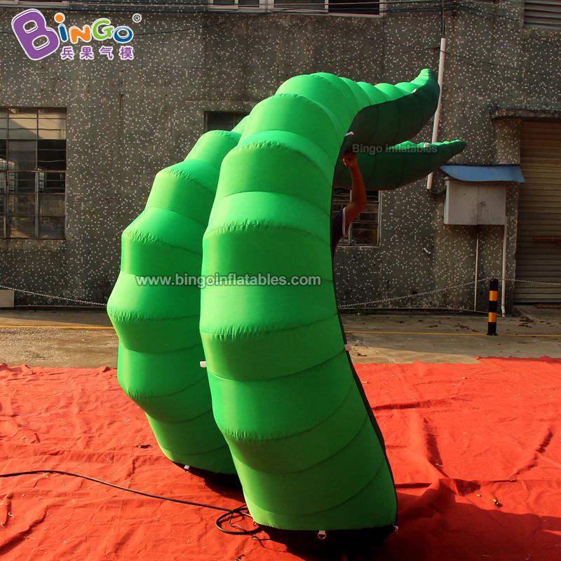 BG-O0068-充气章鱼触角气模