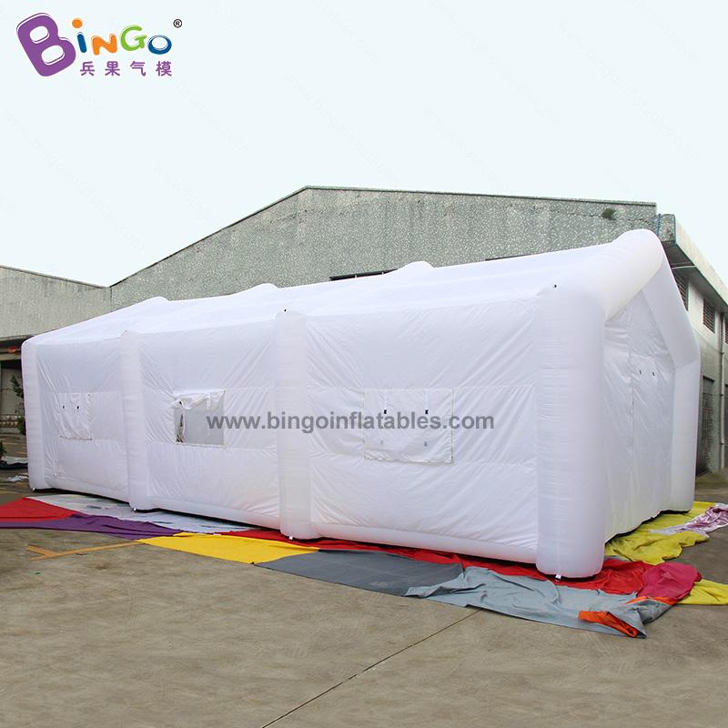 BG-T0221-充氣白色帳篷氣模