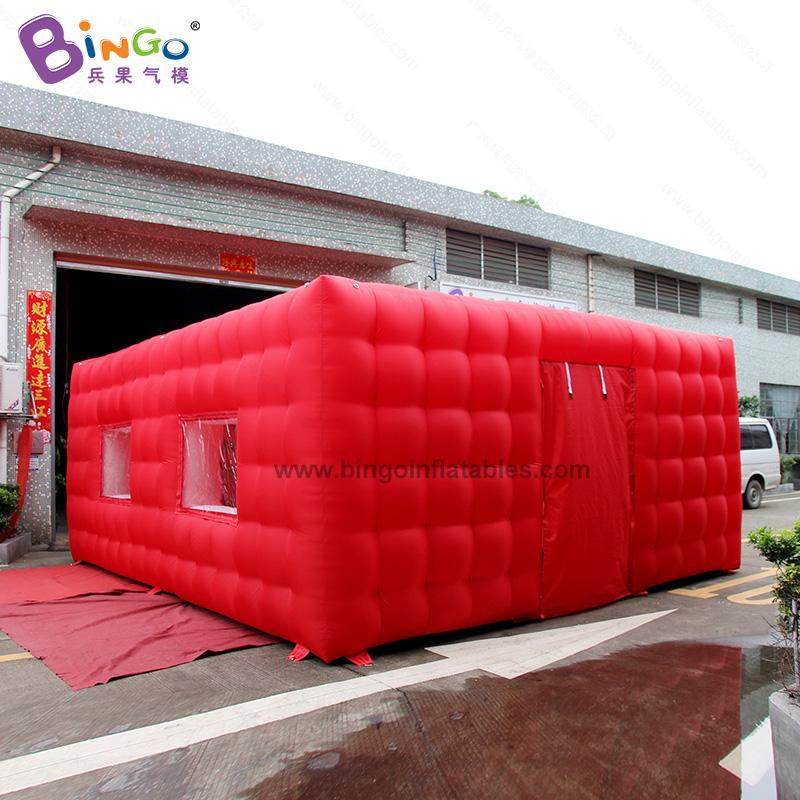 BG-T0212-充氣方形帳篷氣模