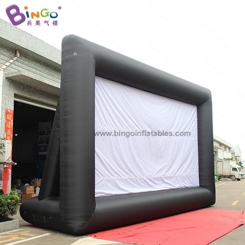 BG-T0218-充氣電影屏幕氣模