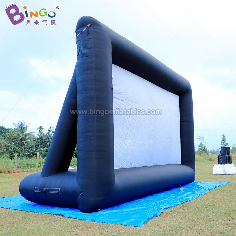 BG-T0217-充氣電影屏幕氣模