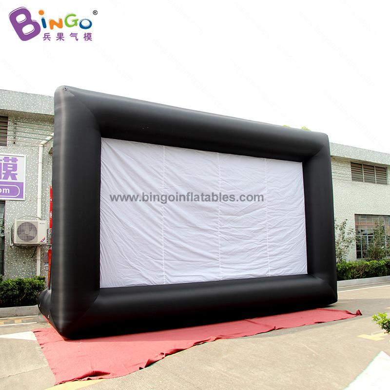 BG-T0214-充氣電影屏幕氣模