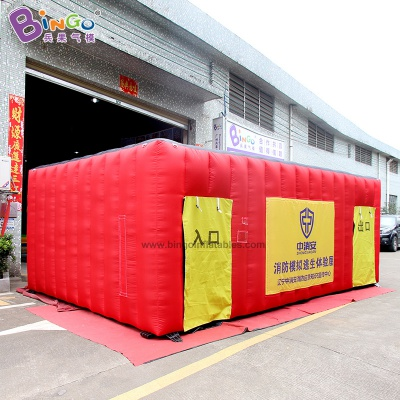 BG-X0249-充氣消防帳篷氣模