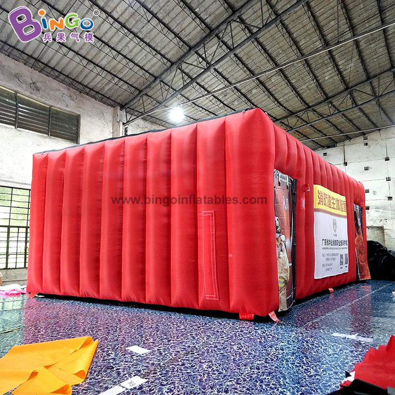 BG-X0244-充氣消防帳篷氣模