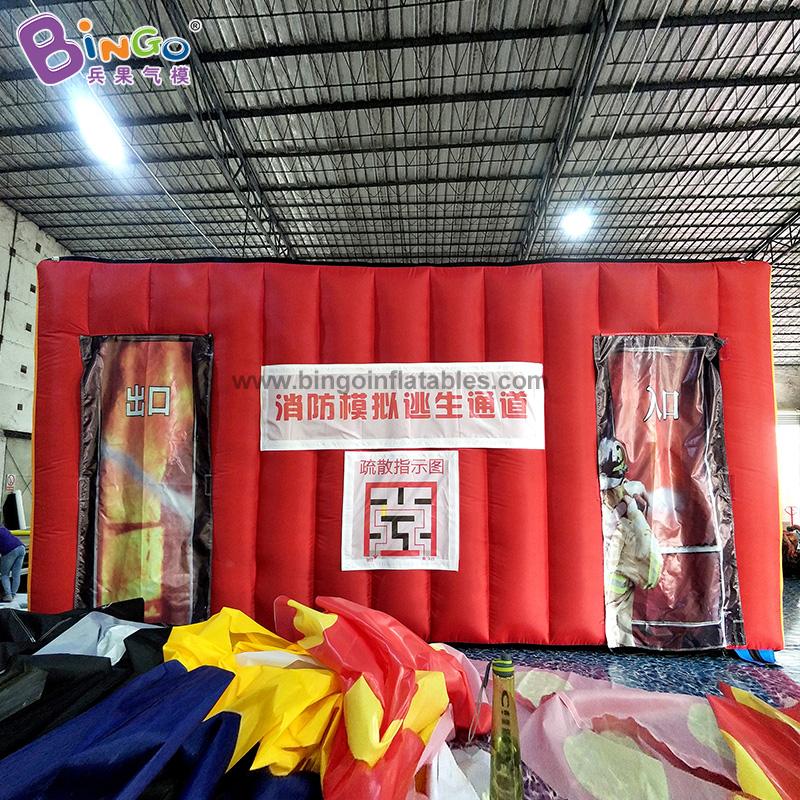 BG-X0235-充氣消防帳篷氣模