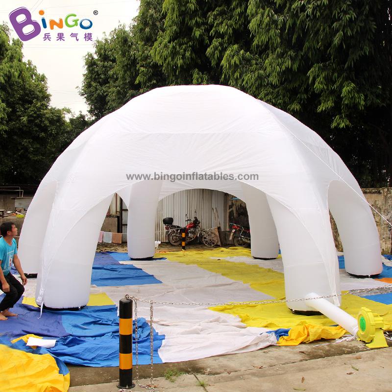 BG-A0700-3-充氣白色6腳帳篷氣模